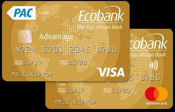 Ecobank - Credit Cards