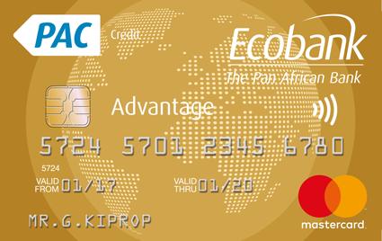 Ecobank - Advantage Current Account