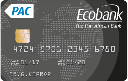 Ecobank - Debit Cards